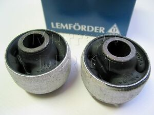 2x Lemforder OEM Front Wishbone Bushes VW Sharan SEAT Alhambra Galaxy 7M0407181A