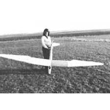 Bauplan Moazagotl Modellbau Modellbauplan Segelflugzeug