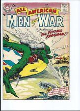 ALL AMERICAN MEN OF WAR 44 - F- 5.5 - FROGMAN APPEARANCE (1957)