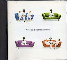 M People - Elegant Slumming (1993 CD) New