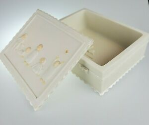 Each One A Miracle Baby Children Keepsake box by Claire Stoner Demdaco 2008