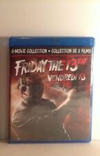 Friday The 13th The Ultimate Collection [Blu-ray] *BRAND NEW*