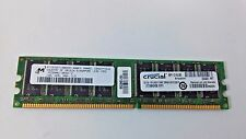 Micron 1GB DDR SDRAM PC Memory Card MT16VDDT12864AY-40BF2 Crucial BP1131G.B8