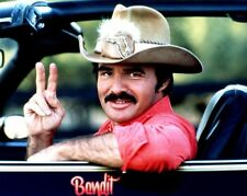 Burt Reynolds Smokey And The Bandit Classic 8.5x11 Color Photo Amazing
