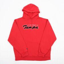 Vintage Tampa University JANSPORT Hoodie | Mens M | Hooded Sweatshirt Retro Uni