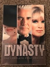 THE TV SHOW: DYNASTY THE FIRST SEASON. FREE SHIPPING