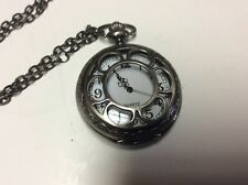 never used, desirable modern style Collectible pocket watch with chain, new