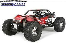 AXIAL ax90038 YETI XL 4wd Kit radiocontrol Rock Crawler axic9038 GP