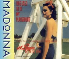 MADONNA - This used to be my playground