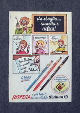 F305-Advertising Pubblicità- 1975 - RISFERA PELIKAN
