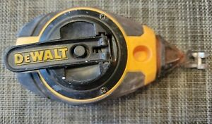 DeWalt Chalk Reel Preowned with Red (FREE SHIPPING)