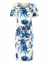 Polyester Party Short Sleeve Floral Dresses for Women