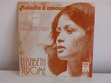 ELISABETH JEROME Maladie d amour 4C010 14325