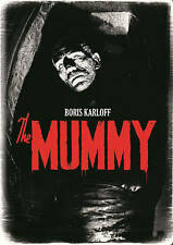 The Mummy (DVD, 2014)
