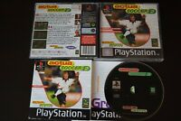 Actua Soccer 2 Game PlayStation One PS1 Good Condition Manual Inc UK PAL