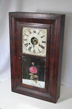 """Seth Thomas Ogee Clock 25.25""""H 15.5""""W 4""""D"""