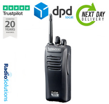 Kenwood TK-3401D PMR446 Digital Walkie Talkie Two Way Radio With Single Charger