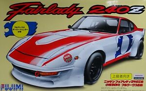 FUJIMI 03841 Datsun Fairlady 240Z Racing (ID-161) in 1:24