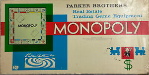 MONOPOLY. RETRO PARKER BROTHERS MADE IN AUSTRALIA