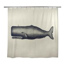 Thomas Paul -  Moby Shower Curtain - Ink
