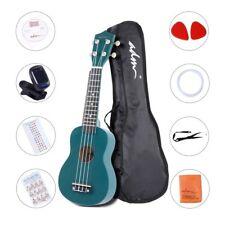 ADM Ukulele Soprano 21 Inch Student Start Pack with Gig bag, CD, Tuner