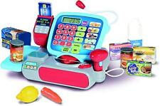 Casdon Supermarket Till Children Cash Register Shopping Playset Role Play 664