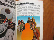 1969 FALL PREVIEW TV Guide(BRACKEN'S WORLD/ROOM 222/THE BRADY BUNCH/MARCUS WELBY