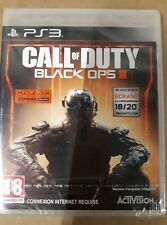 Call of Duty Black Ops 3 III pour PS3 PlayStation 3, neuf sous blister VF 🇫🇷