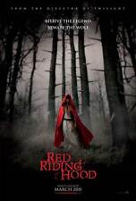 RED RIDING HOOD Movie POSTER 27x40