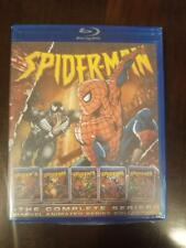 SPIDERMAN THE ANIMATED SERIES 1994 BLU RAY 1080P L@@K!