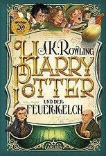 Harry Potter 4 und der Feuerkelch von J. K. Rowling (2018, Gebundene Ausgabe)