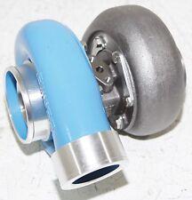 "BLUE GT45 Turbo 600+HP T4/T66 3.5"" V-BAND 1.05 A/R 92 TRIM High Performance"