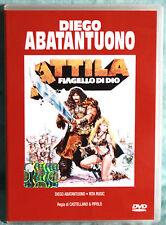 ATTILA FLAGELLO DI DIO - DVD N.00609/00658