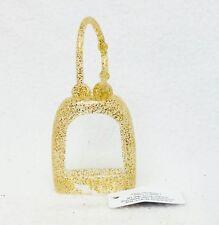 1 Bath & Body Works GOLD GLITTER Pocketbac Holder Sanitizer Case Sleeve Carry