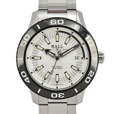 BALLWATCH Stokeman NECC DM3090A-SJ-WH White Dial Automatic Men's Watch L#95958