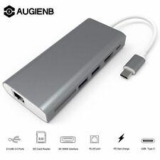 4K HDMI Universal Docking Station USB 3.0 DisplayLink HDMI Dual Video Display