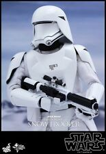 Hot Toys Star Wars The Force Awakens MMS 321 Snowtrooper 1/6 Figure