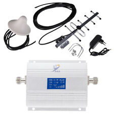 GSM 900MHz 2G 3G 4G Cell Phone Signal Booster Repeater Amplifier With Antennas
