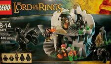 NEW LEGO SET 2012 Lord of the Rings 9472 ATTACK on WEATHERTOP Black Horse figs