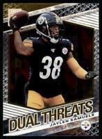 2020 Elite Dual Threats #5 Jaylen Samuels /349 - Pittsburgh Steelers