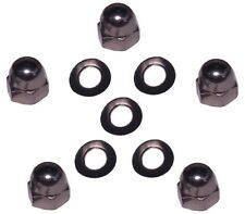 Yamaha DT125 Cylinder Head A2 Dome Nut Kit