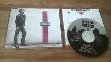 CD Rock Lou Reed - Vicious (3 Song) MCD RCA REC / +Presskit