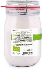 Huile de Noix de Coco Biologique Extra Vierge, 1 Litre (1 X 1000 ml)