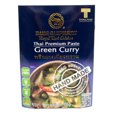 70g Blue Elephant Green Curry Kaeng Khiao Wan Paste Authentic Thai Food Recipe