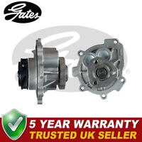Gates Water Pump Fits Vauxhall Astra Zafira Mokka Insignia - WP0144