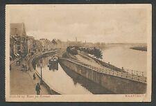 Maastricht  Gezicht op Maas en Kanaal
