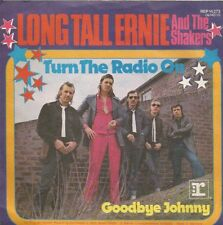 Long Tall Ernie And The Shakers - Turn The Radio On (Vinyl-Single 1973) !!!