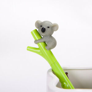 1 Piece School & Office Stationery Gel Ink Pen with Cute Koala on Kids Gift