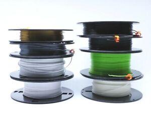 3D Drucker Filament PLA 1.75 gemischt - Gewicht inkl. Spule 10 kg