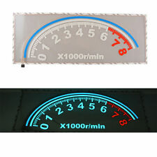 1pcs Dashboard Car Sticker Sound Activated Music Rhythm LED Flashing Light Lamp